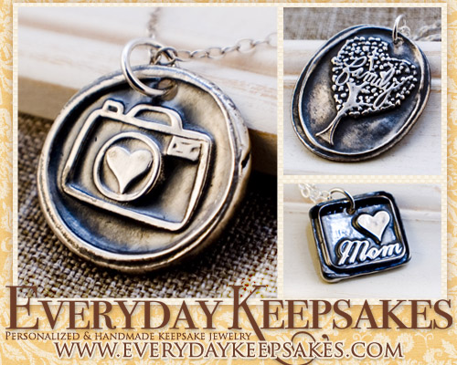Everyday Keepsakes Giveaway!!