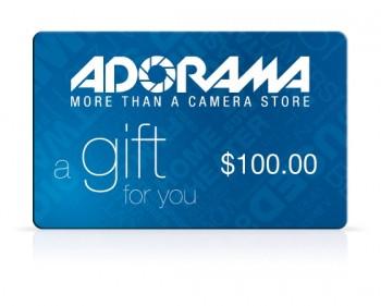 Adorama gift card