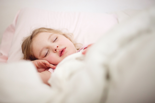 photographing sleeping children tips
