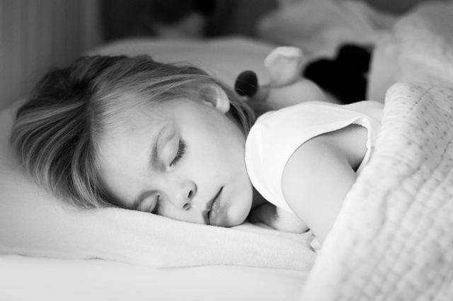 photographing sleeping children advice