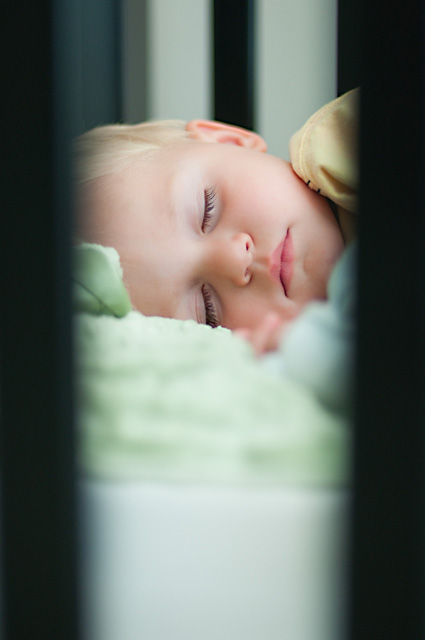 sleeping child photography by Ashley Spaulding