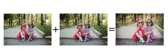 how to do a head swap in photoshop elements