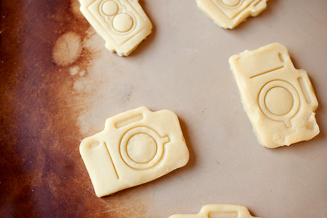 camera cookie cutters and our favorite cookie recipes photo
