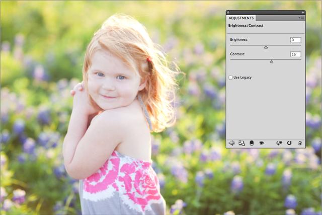 editing in Adobe Camera Raw tutorial by Sara Seeton