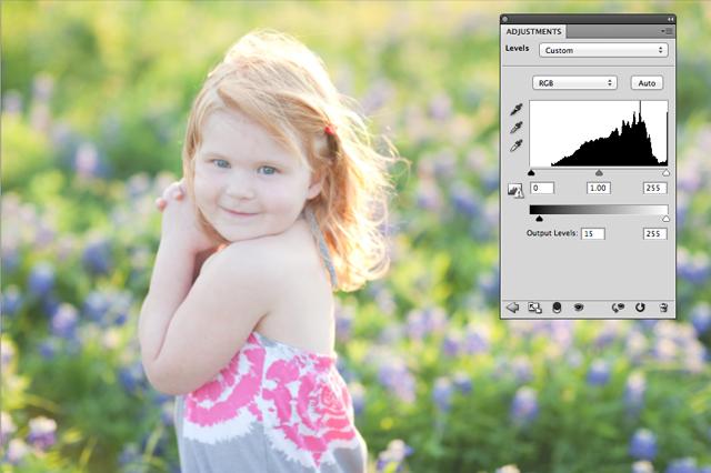 how to edit photos tutorial by Sara Seeton