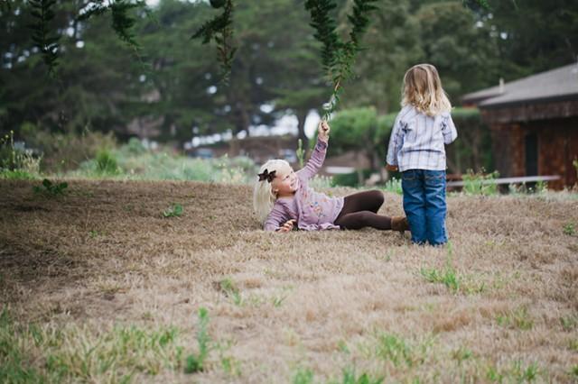 playful child photography by Jo Clark