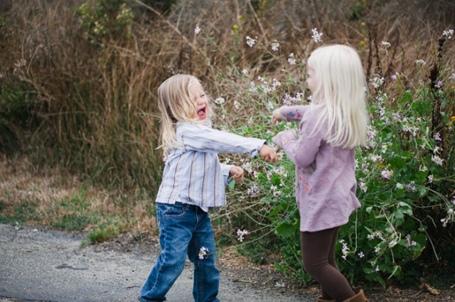 childhood friendships by Jo Clark