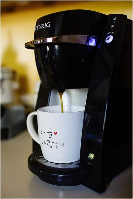 keurig coffee photography by Kellie Penn