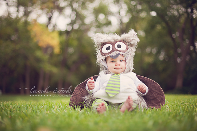 Owl Halloween Costume and dress up by Leah Cook leahcook