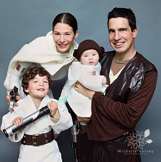 Star Wars Halloween Costume and dress up by Michelle michellekphoto