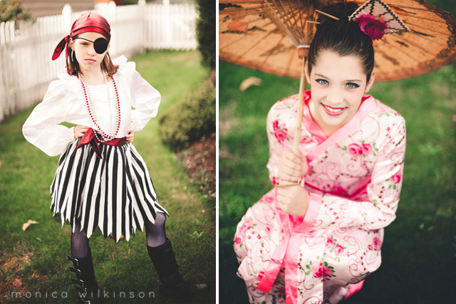 pirate Halloween Costume and dress up by Monica Wilkinson monica