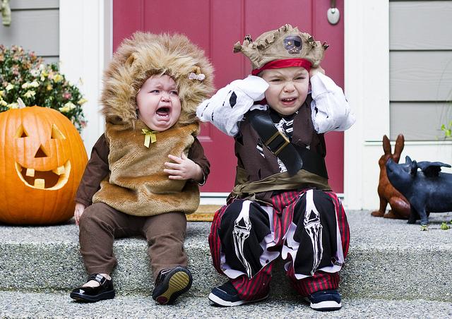 lion and pirate Halloween Costume and dress up by Tina Tina
