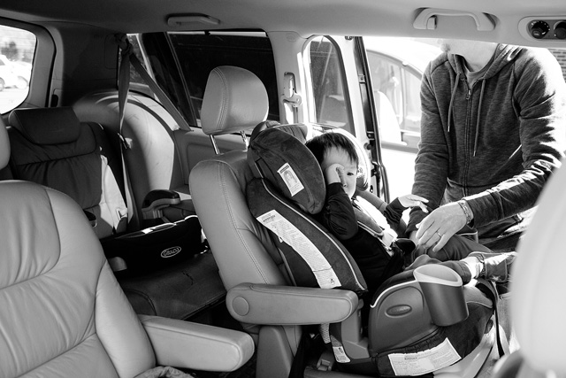 black and white lifestyle car photography by Kellie Penn