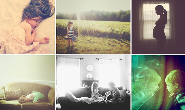 beautiful instagram photography by Julia Stotlar