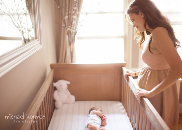 lifestyle newborn photography tips by Michael Kormos