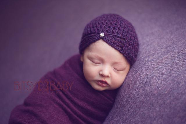 photographing newborns tutorial