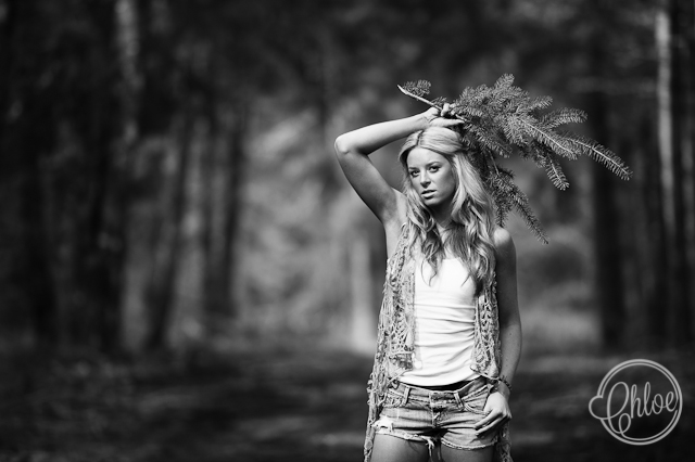 Black and white natural light photography by chloe ramirez