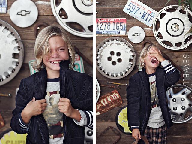boy photography by Shannon Sewell