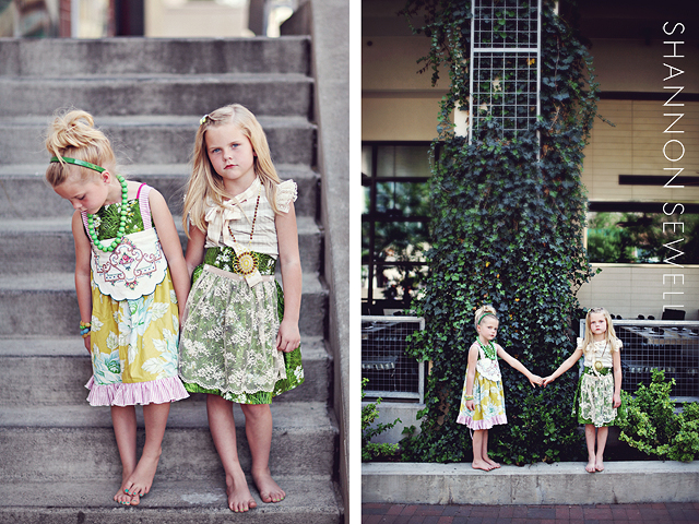 natural light children's photography by Shannon Sewell