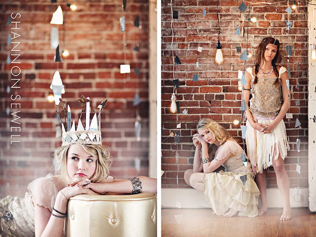 crown photographs by Shannon Sewell