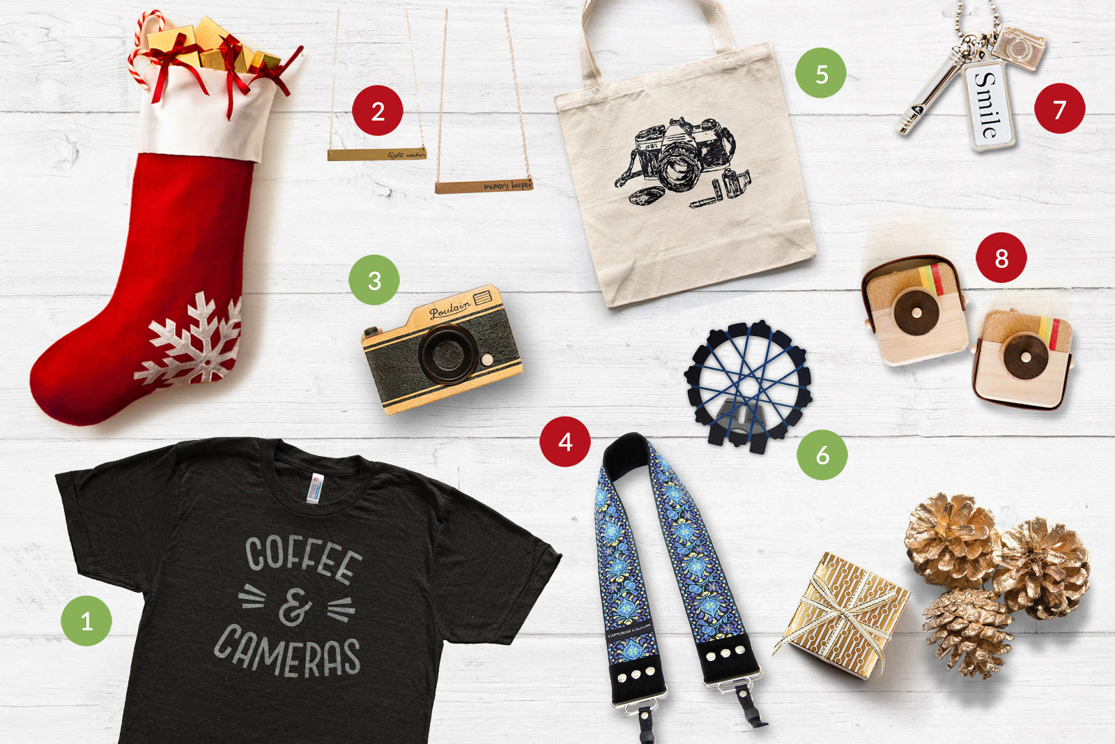 stocking stuffers for photographers from the Clickin Moms store