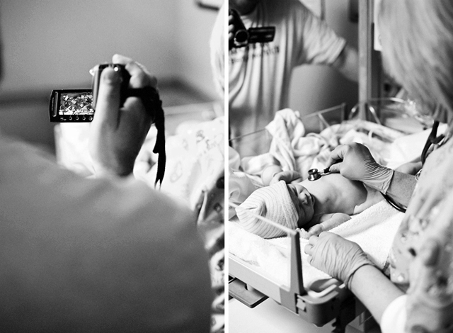 tips for photographing births