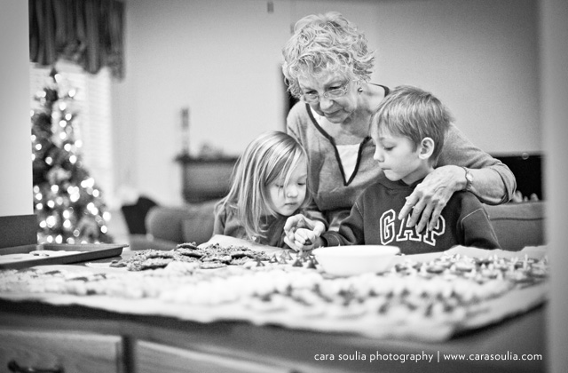 baking cookies with grandma holiday traditions