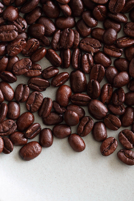 coffee beans photograph by Matt Armendariz
