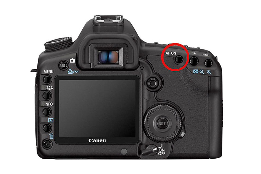 learn how to use back button focus on your camera