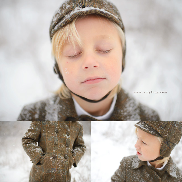 close up photography outdoor in the snow by Amy Lucy Lockheart