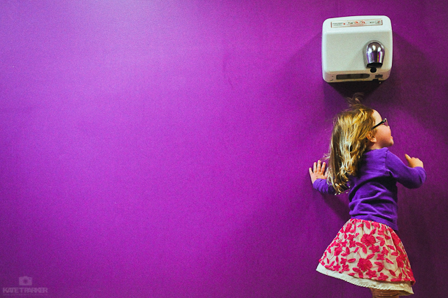 colorful natural light child photography by Kate T Parker