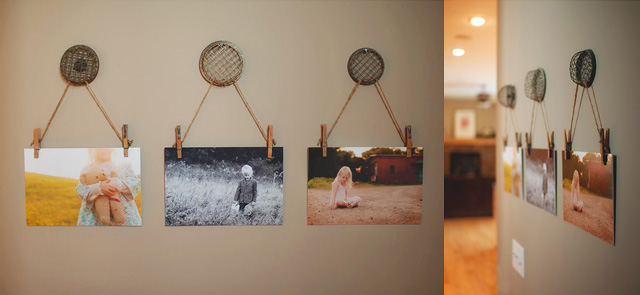 creative wall displays, get those photos off your hard drive by Amy Lucy Lockheart