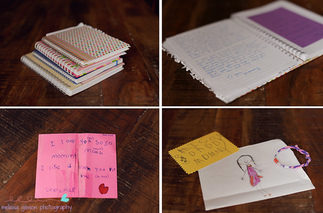 journals for writing to children