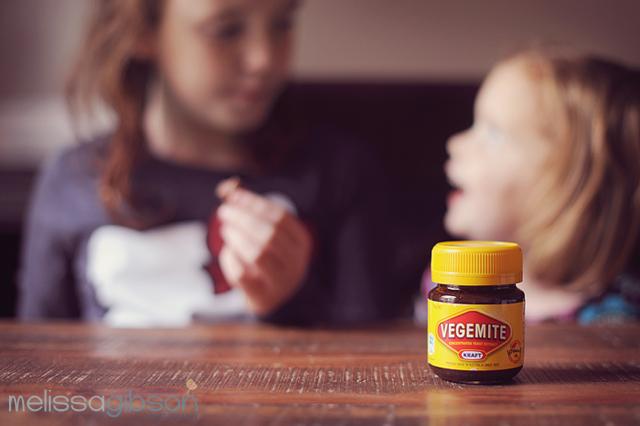 vegemite from pen pals in Australia