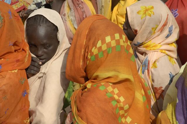 Darfur women