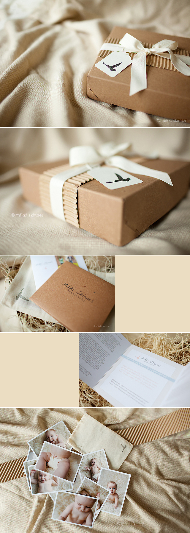 photography packaging of Mikki Skinner