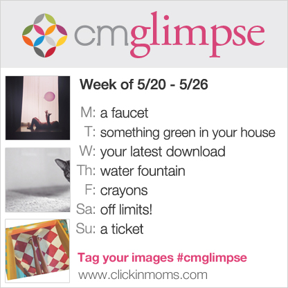 CMglimpse instagram project list for May 20-May 26