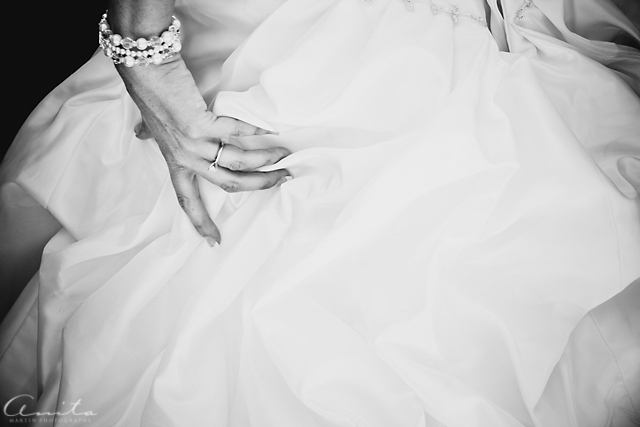 wedding detail photograph by Anita Martin