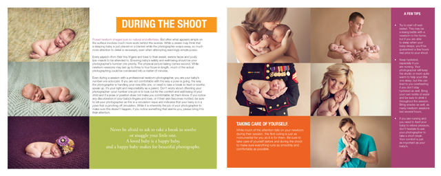 newborn photography advice for parents