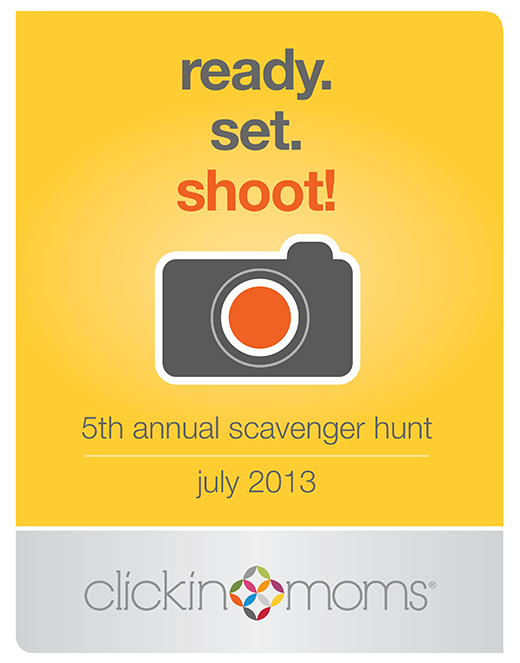 Clickin Moms 5th annual Scavenger Hunt