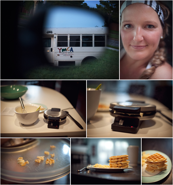 a day in the life with photographer Kelly Garvey 1