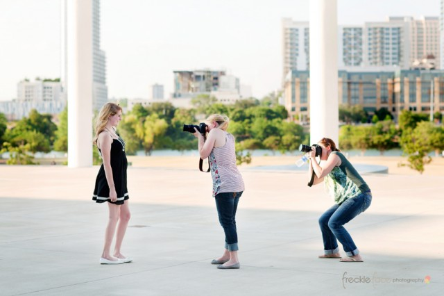 the friendly photographer by Emily Krbec