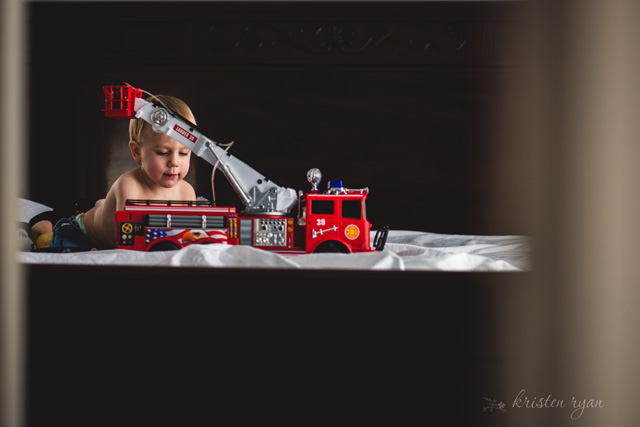 7 Sean Fire Truck