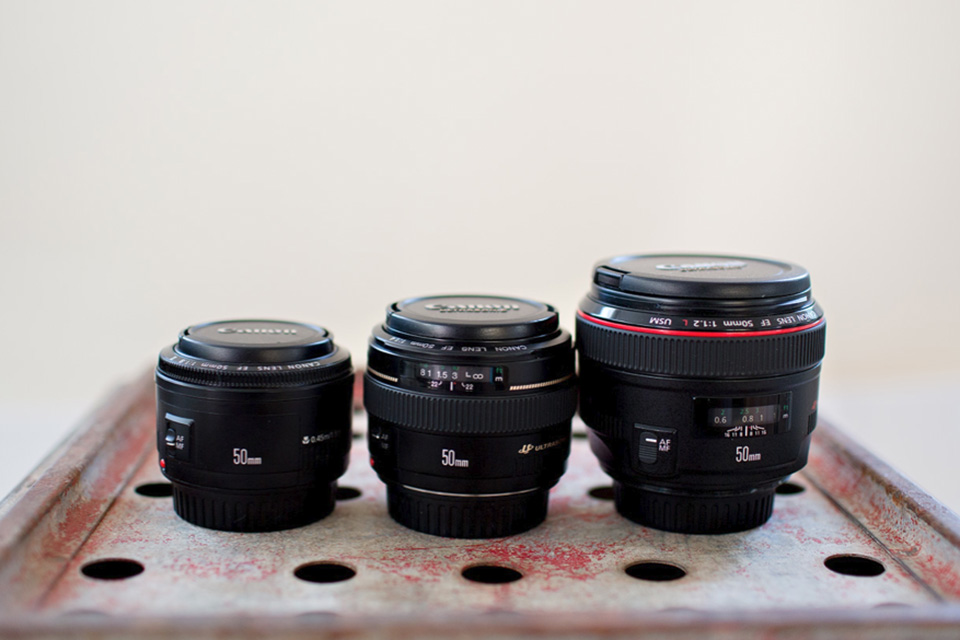 Lens Comparison Which Canon 50mm Lens Is Right For You