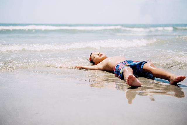 shooting in full sun photography tutorial written by Sarah Vaughn