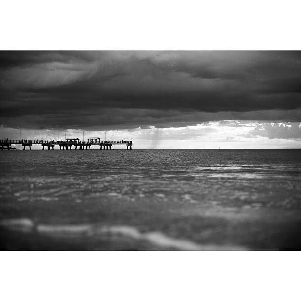 Fort De Soto Pier instagram photo by lavenderfieldsphotography