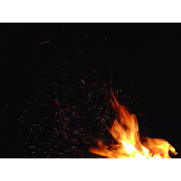 fire instagram photo by denstorm