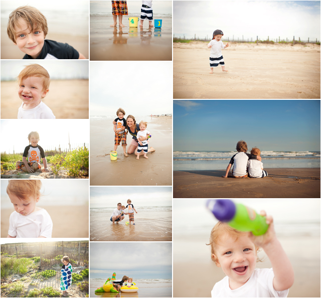 shooting with the intent of photo albums by Elicia Graves and Kelly Garvey