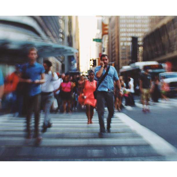 slow motion street instagram photograph by otherwisehope