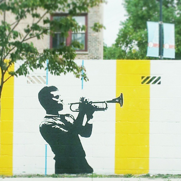 Chicago street art instagram photograph by nic108